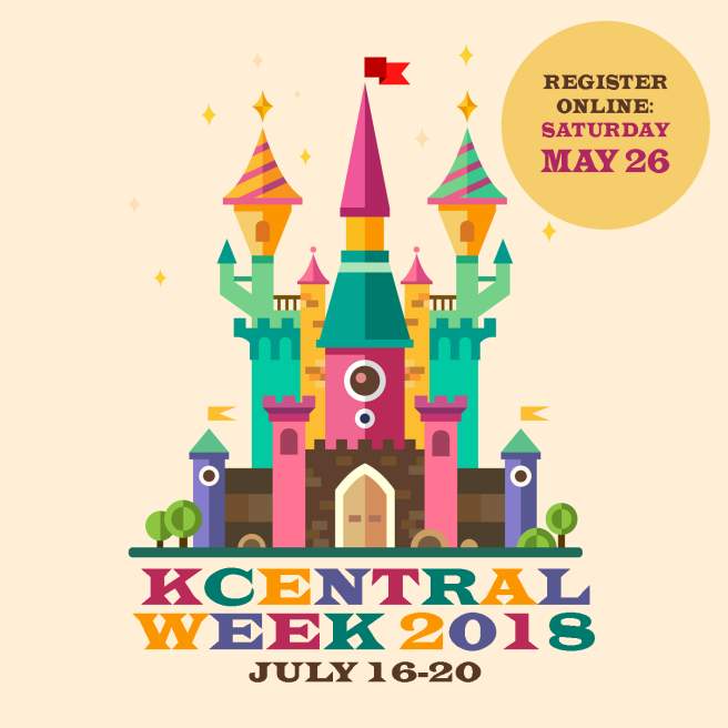 KCentral 2018 Graphics