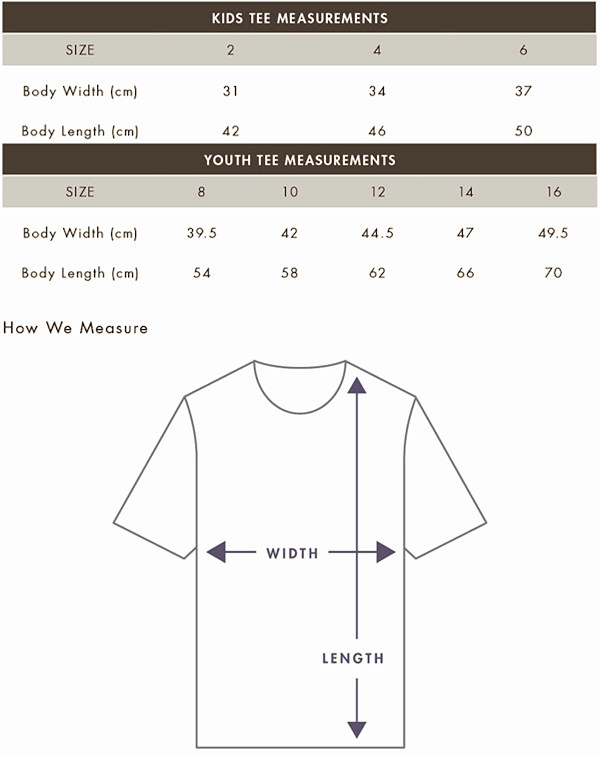 Sizing - Shirts Kidds and Youth.jpg
